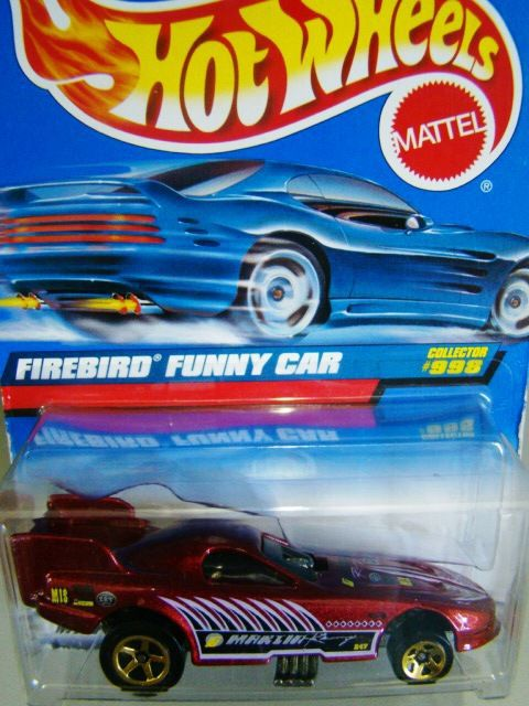 Firebird Funny Car - 251244