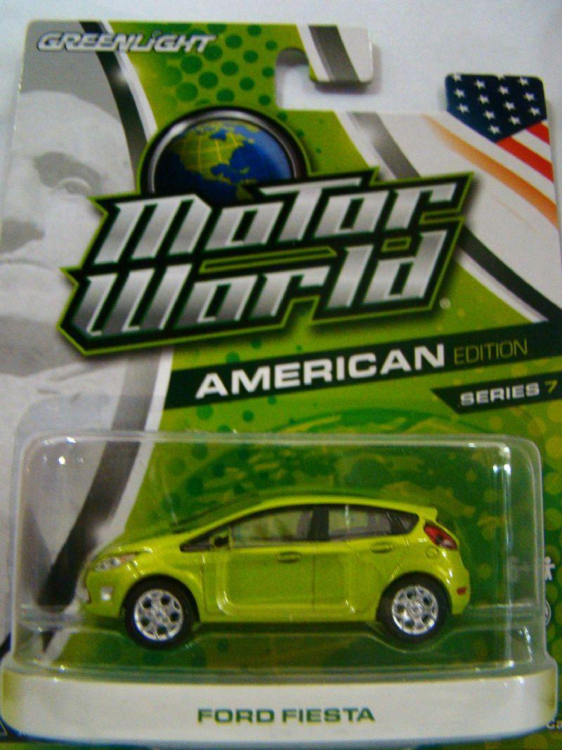 Ford Fiesta - 282104