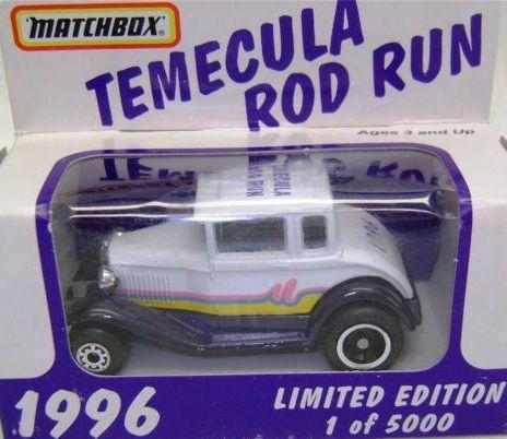Ford Model A Temecula - 1996 - 345062