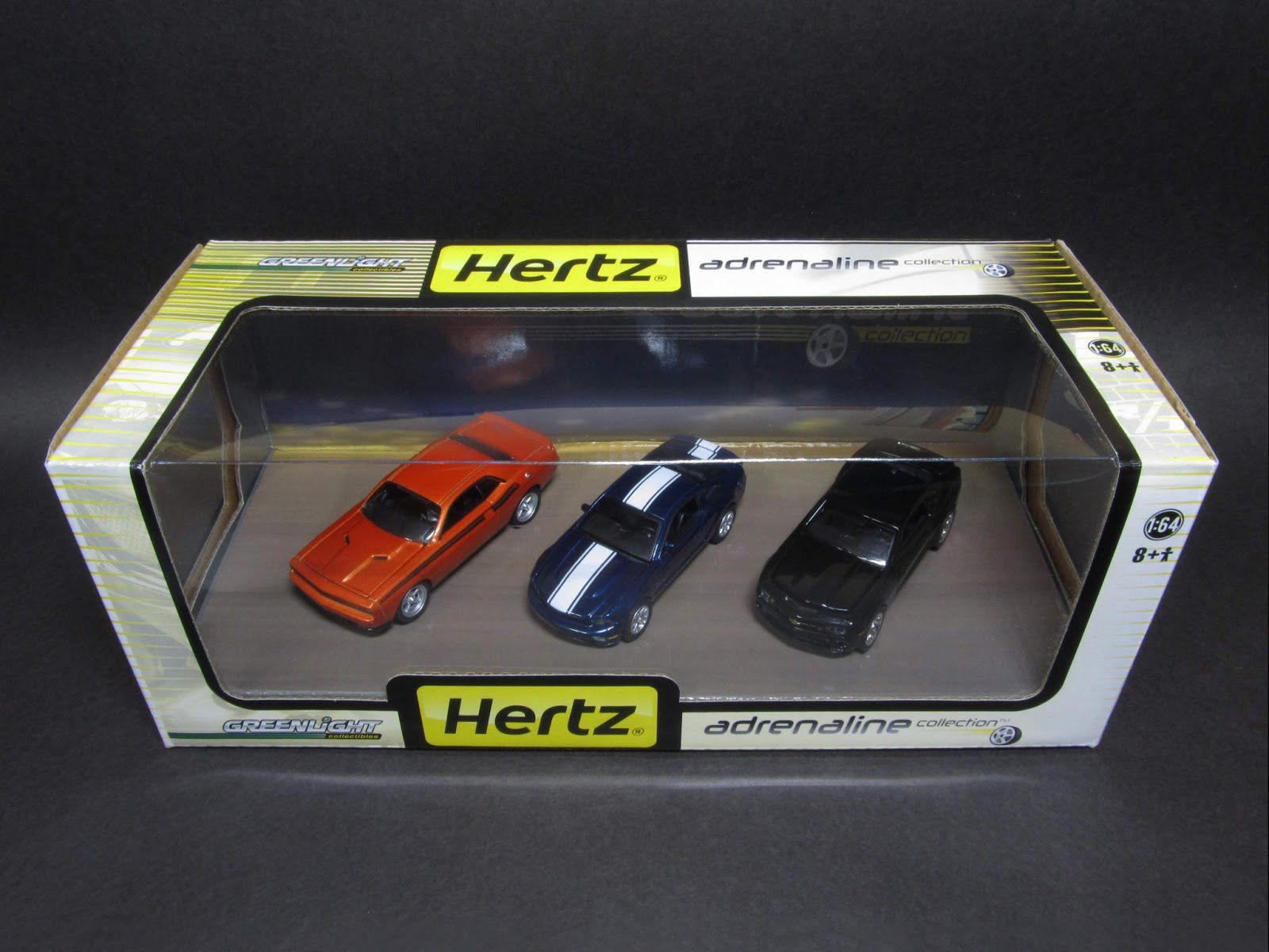 Hertz adrenaline collection -  - 242355 - R6