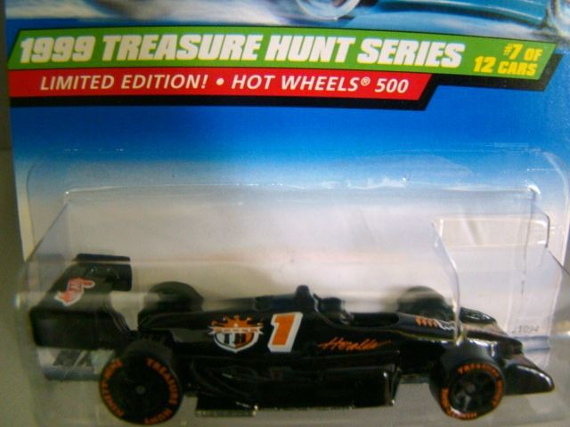 Hot Wheels 500 - 172374