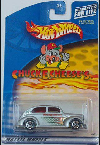 Hot Wheels ChuckECheese Fat Fender 40 - 4061 R1