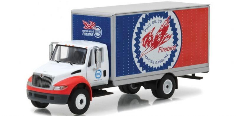 International DuraStar Box Truck - 381398