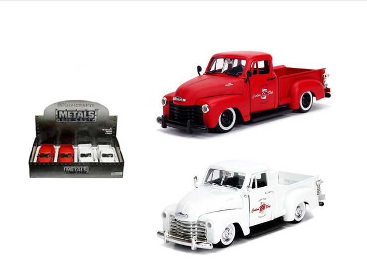 JADA 1:24  - METALS - JUST TRUCKS - 1953 CHEVROLET 3100 PICKUP