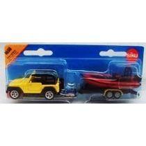Jeep Wrangler Com Barco - 344970