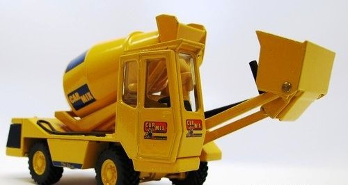 Joal CARMIX 3500 Betão Cimento Pião - 345047