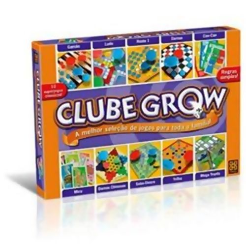 Jogo Clube Grow - 250983
