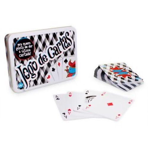 Jogo de Cartas - 250040