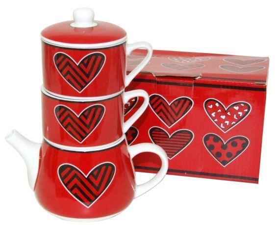 Jogo de Chá 2 Peças - C8 314594