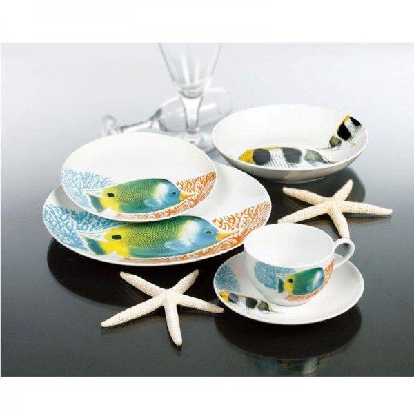Jogo de Jantar 20 Peças Ocean - 309025