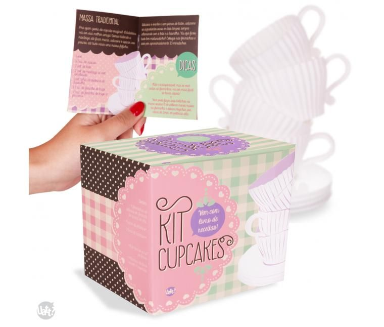 Kit Cupcakes - C4 3983