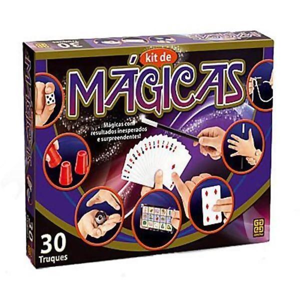 Kit de Magica - 30 Truques - 278788