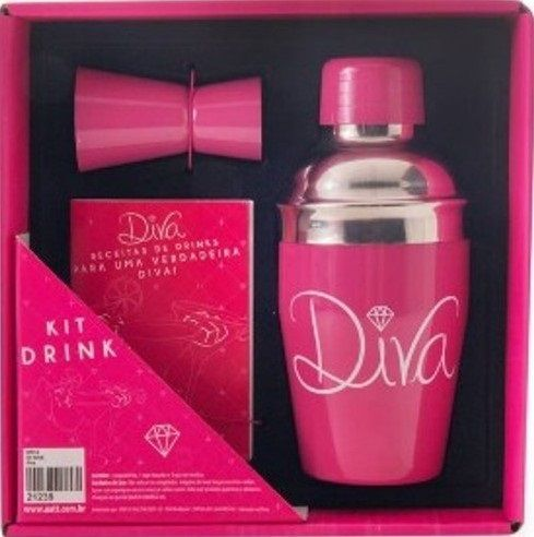 Kit Drink - Diva - 336087