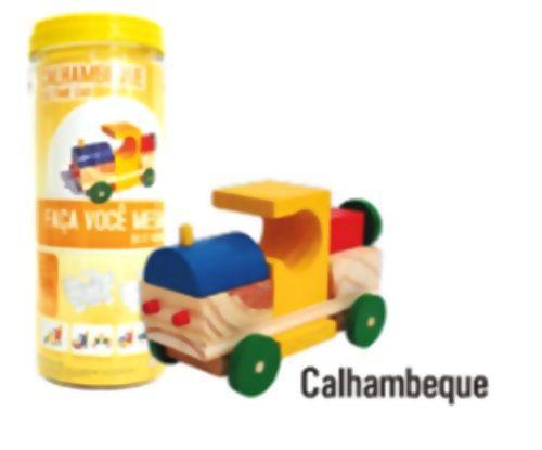 Kit Pedagógico - Calhambeque - 255956