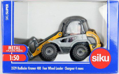 Kramer 480 Four Wheel Carregadeira - 345039 R3
