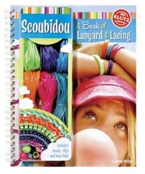 Livro Scoubidou - 234540