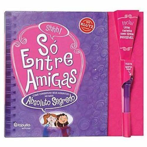 Livro Só Entre Amigas 234342