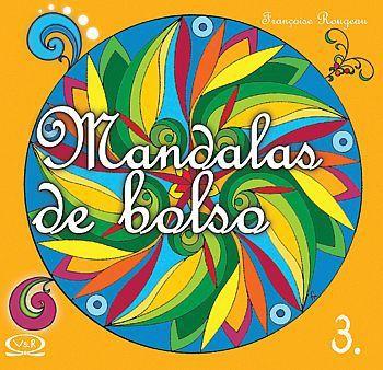 Mandalas de Bolso 3 - F6 - 132445