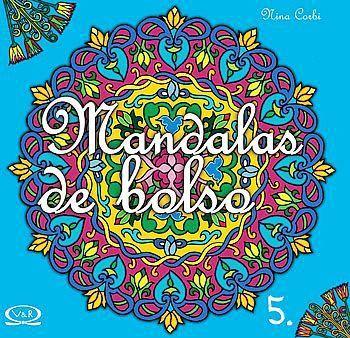 Mandalas de Bolso 5 - F6 - 234736