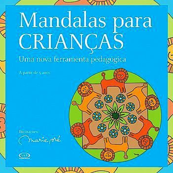 Mandalas para Crianças - F6 - 132768