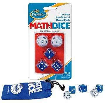 Math Dice - 307764