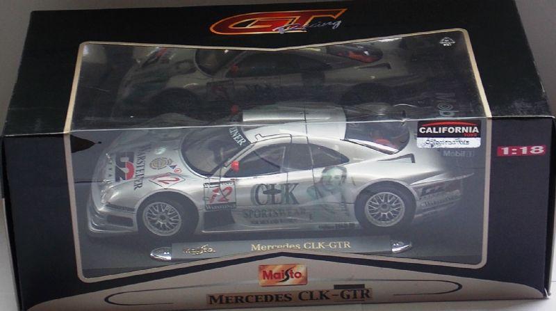Mercedes CLK-GTR - 174645