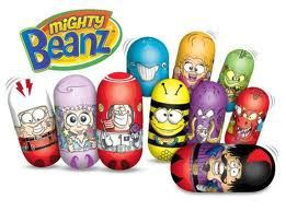 Mighty Beanz Blister Diversão - Série 2 - 261712