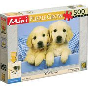 Mini Puzzle Cachorrinhos B4 - 251173