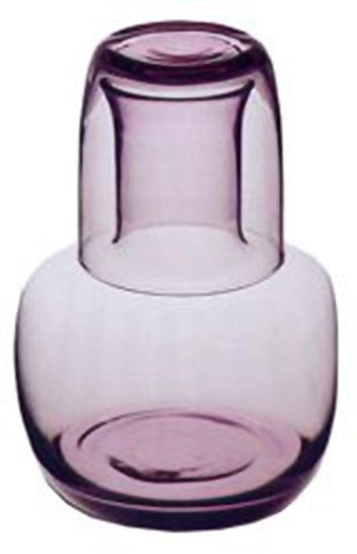 Moringa de Vidro 650 ml Lilas -  C9 311355