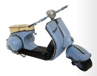 Moto 1959 Light Blue Vespa GS 150 - 322595