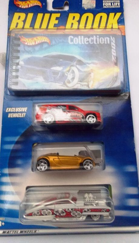 Pack Hot Wheels - 329603
