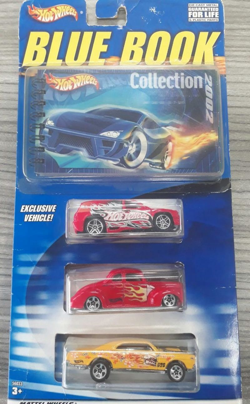 Pack Hot Wheels - 329604