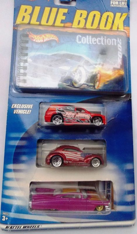 Pack Hot Wheels - 329607