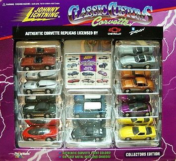 Pack Johnny Lightning 10 Cars - 329859