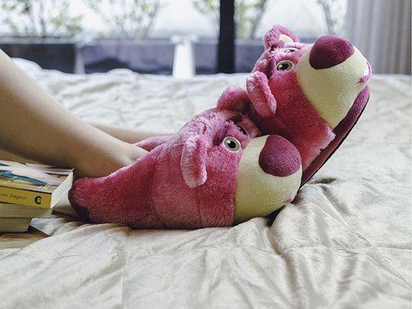 Pantufa Lotso 3D - Toy Story -  A22 374454