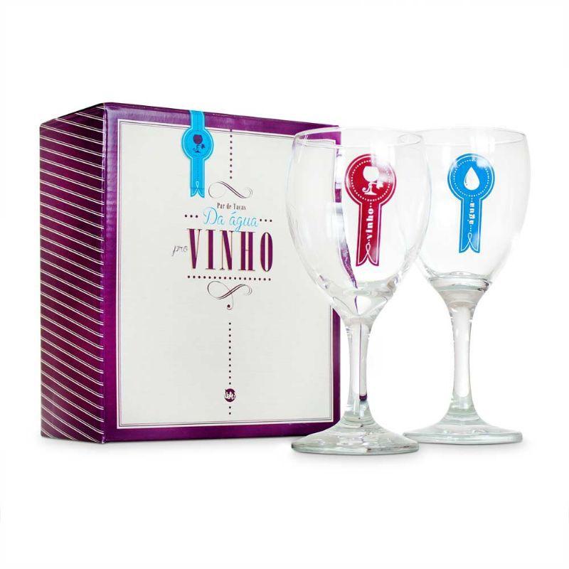 Par de Taças - Da Água para Vinho - 311674