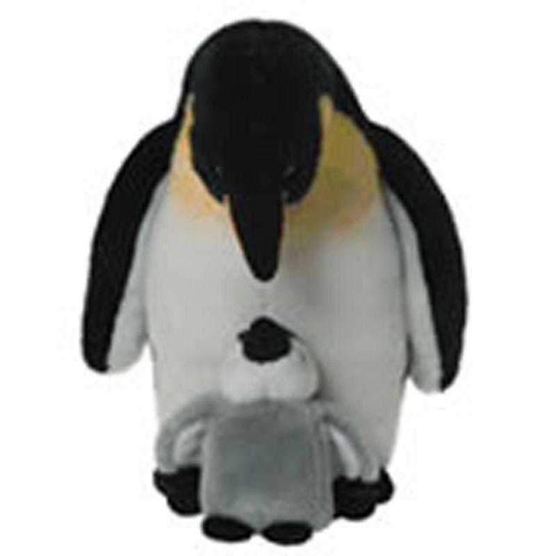 Pinguim Com Filhote - 281106
