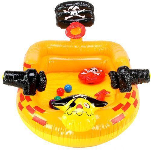 Piscina de Bolinha Canhão Pirata - 247749