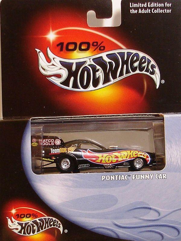 Pontiac Funny Car - 157254