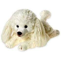 Poodle Deitado  - 241794