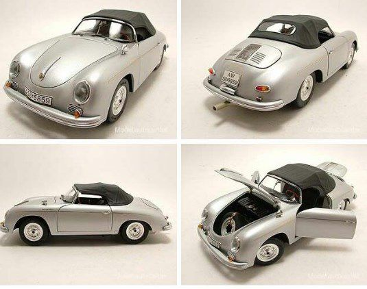 Porsche 356A Speedster - 315334 R4