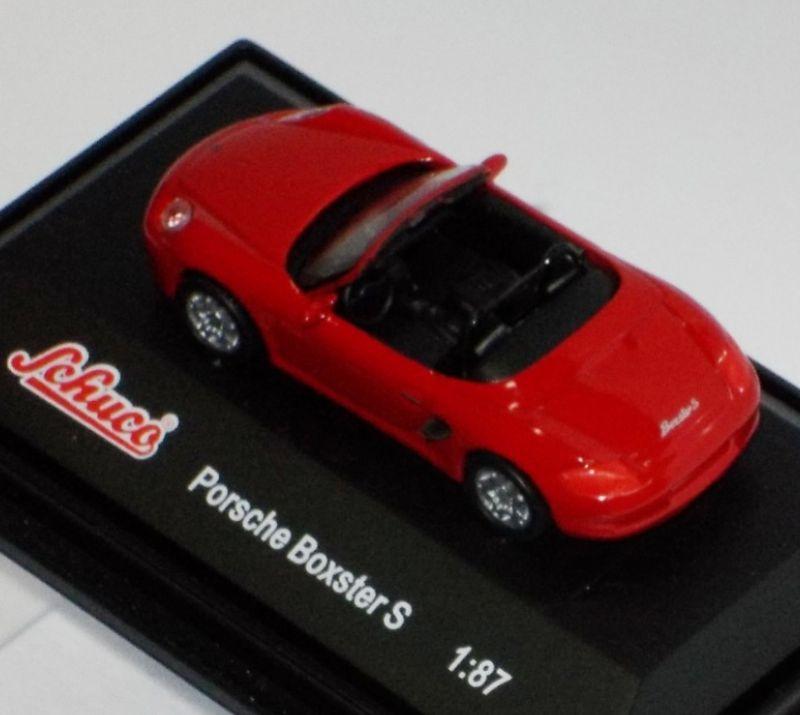 Porsche Boxster S - 332525
