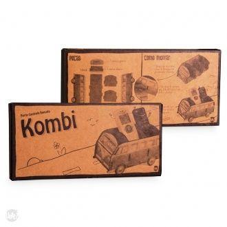 Porta Controle Remoto - Kombi - G13 331121