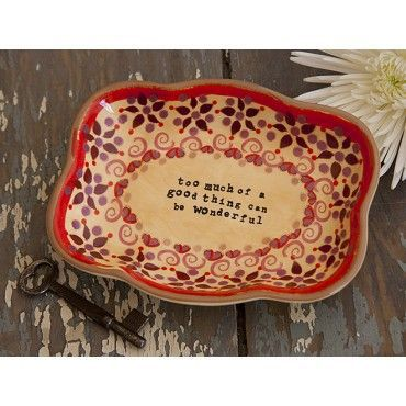 Porta Objeto Cerâmica Too Much - 315893