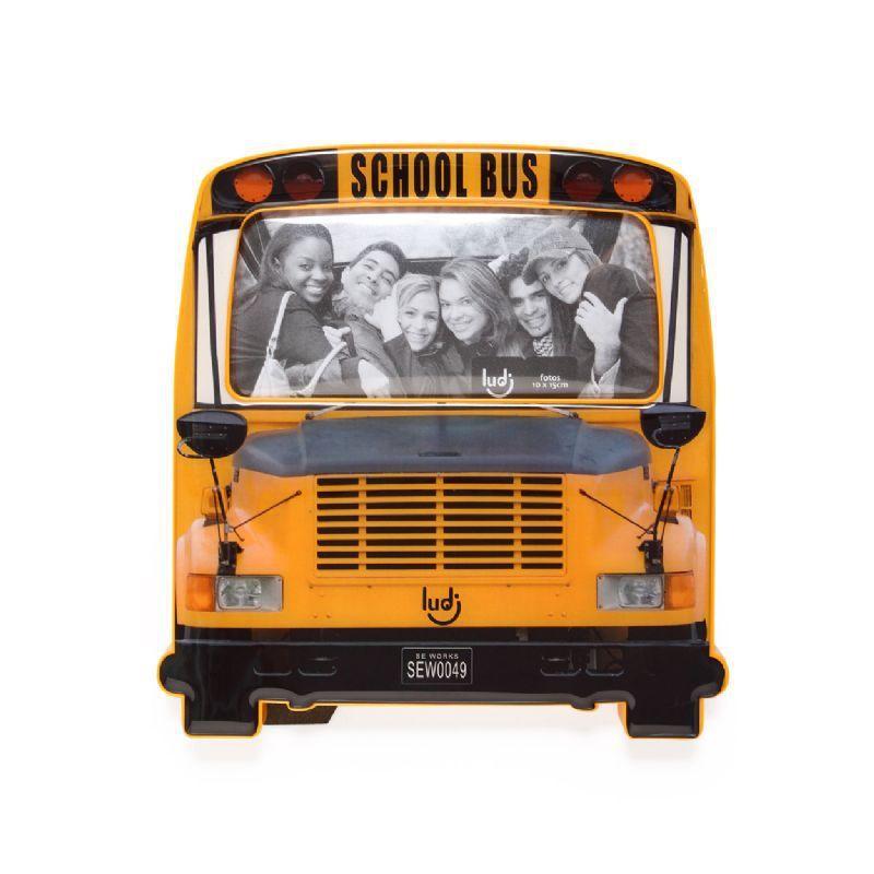 Porta Retrato Onibus Escolar - G8 339981