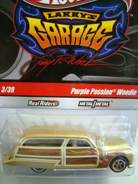 Purple Passion Woodie - 253817