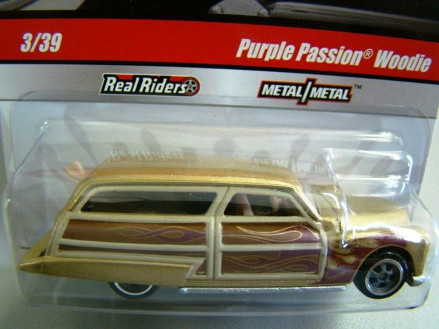 Purple Passion Woodie - 253817