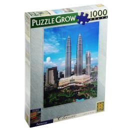 Puzzle 1000 Peças - Petronas - B10  251063