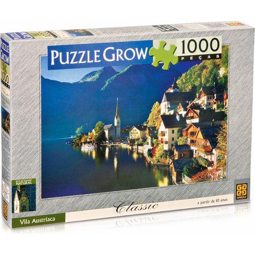Puzzle 1000 peças - Vila Austriaca    B1/B10 - 250994