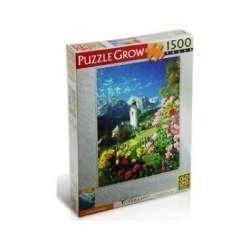 Puzzle 1500 Peças - Itália, Dolomitas - 251068